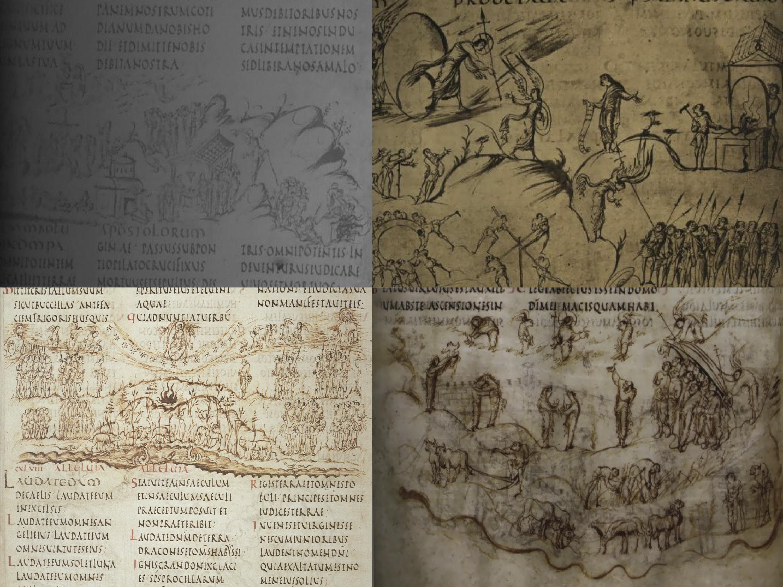 Urecht manuscript images